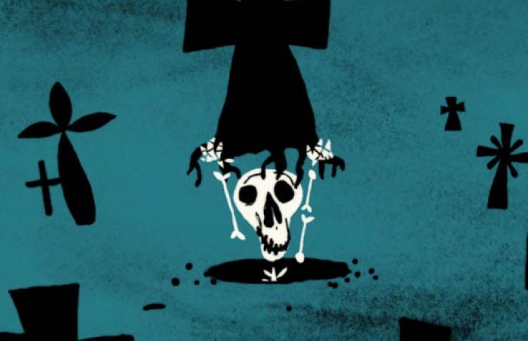 Большой Фестиваль Мультфильмов: НОЧЬ ВЛЮБЛЕННЫХ МЕРТВЕЦОВ