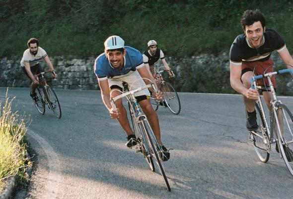 LeCoq Sportif выпустил коллекцию вподдержку велогонки L'Eroica - Фото №1