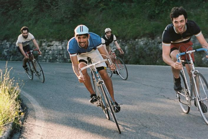 LeCoq Sportif выпустил коллекцию вподдержку велогонки L'Eroica