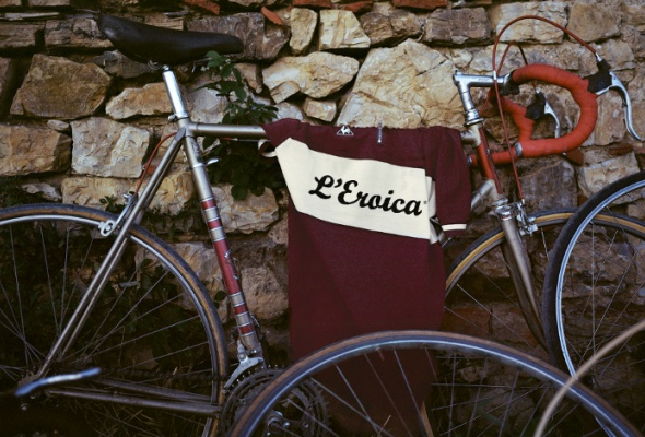 LeCoq Sportif выпустил коллекцию вподдержку велогонки L'Eroica - Фото №6
