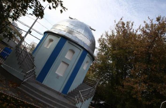Восстановленная обсерватория открывается вСокольниках