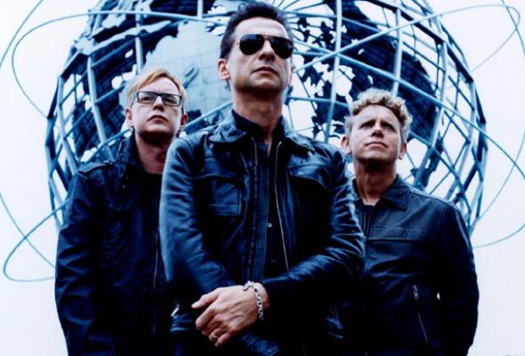 Depeche Mode выступят настадионе «Локомотив» - Фото №0