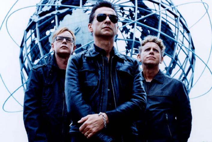 Depeche Mode выступят настадионе «Локомотив»