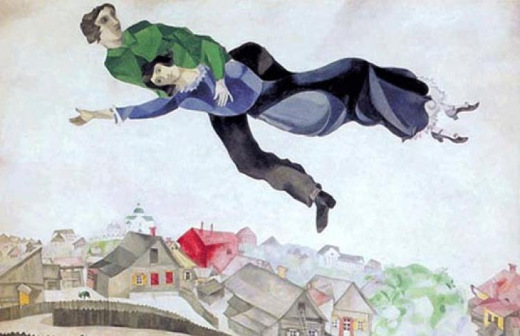 Художественный мир Марка Шагала