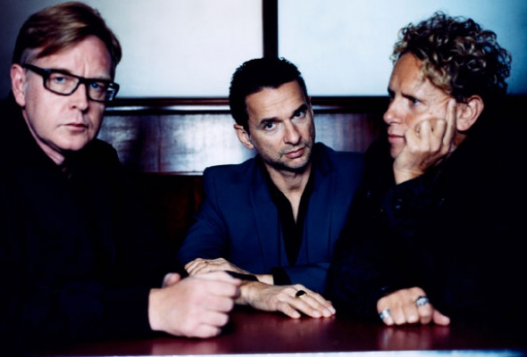 Depeche Mode выступят настадионе «Локомотив» - Фото №1