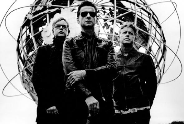 Depeche Mode выступят настадионе «Локомотив» - Фото №2