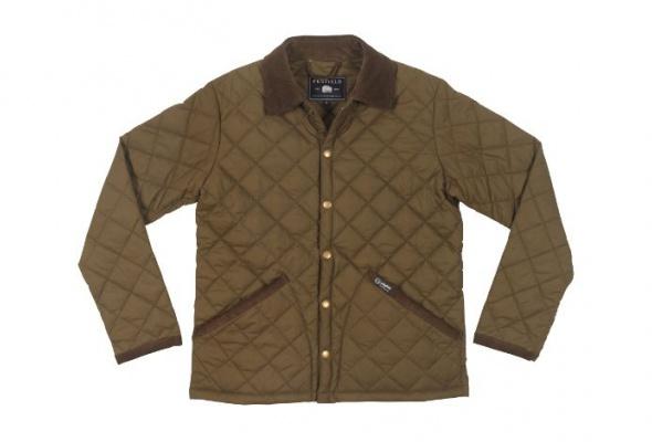 9мужских стеганых курток - Фото №1