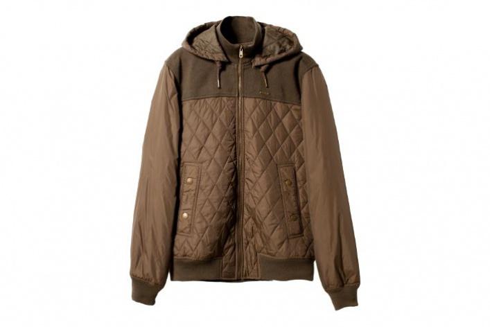 9мужских стеганых курток