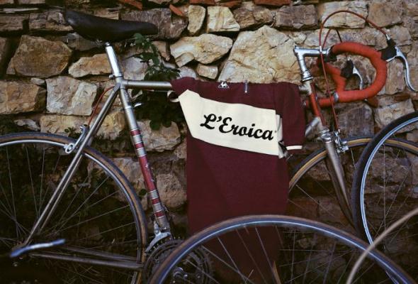 LeCoq Sportif выпустил коллекцию вподдержку велогонки L'Eroica - Фото №4