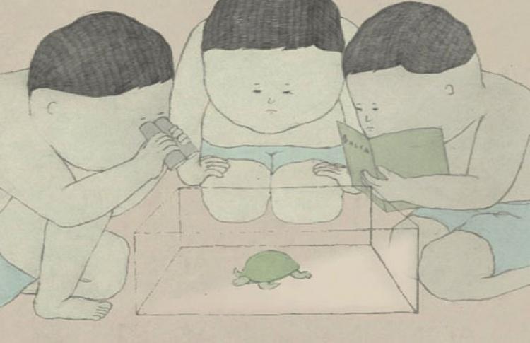 Новая волна японской анимации