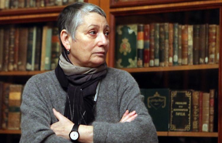 Людмила Улицкая: «Сегодня церковь опять вподполье»
