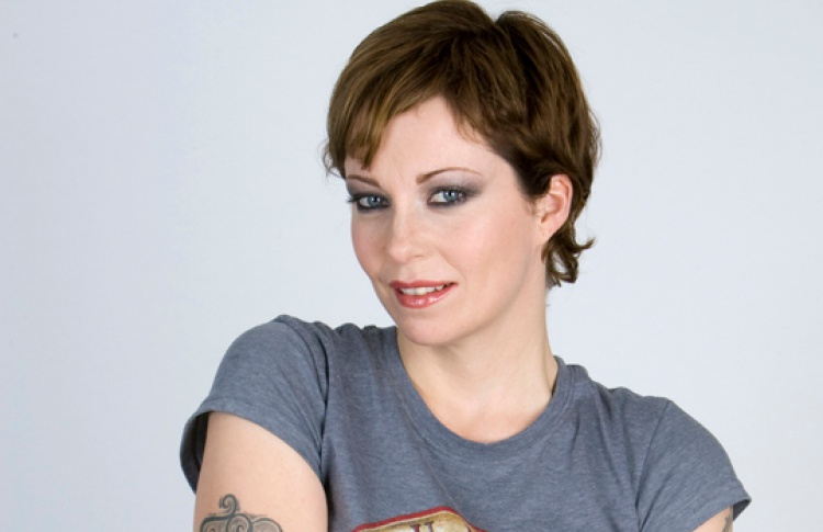 Anneke van Giersbergen (ex-The Gathering)