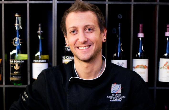 Видео: Мастер-класс сКристианом Милоне врамках премии «Меню иСчет 2012»