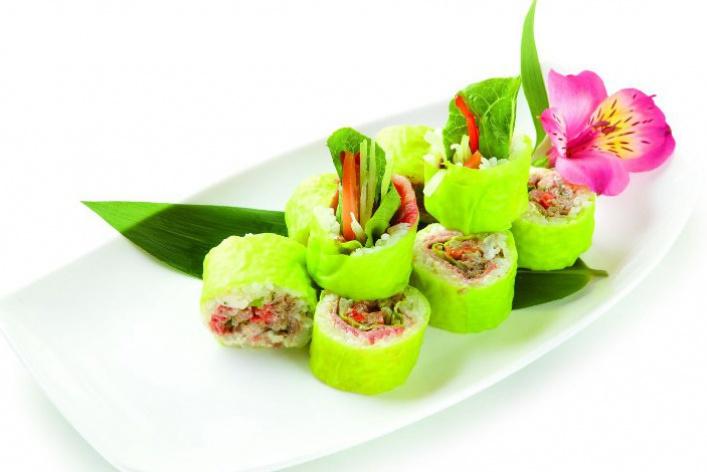 Вкусы Азии