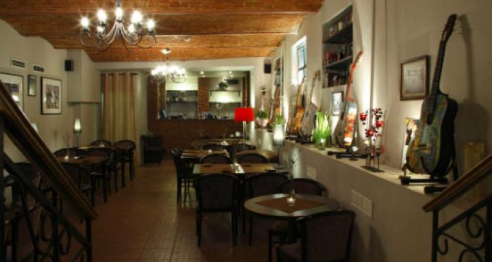 Арт-кафе «Выставка»