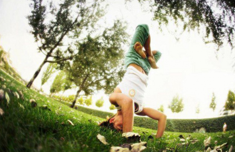 Экофестиваль йоги