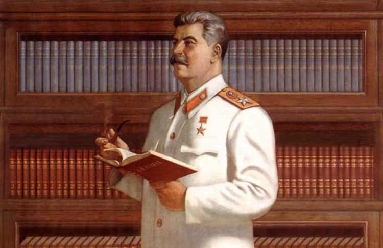Живопись эпохи сталинского коллективизма