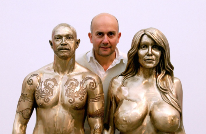 Марк Куинн: «Размножение— это иесть красота»