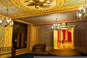 Дворец царя Алексея Михайловича — Спасские ворота