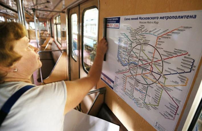 Схему метро еще раз обновят вянваре