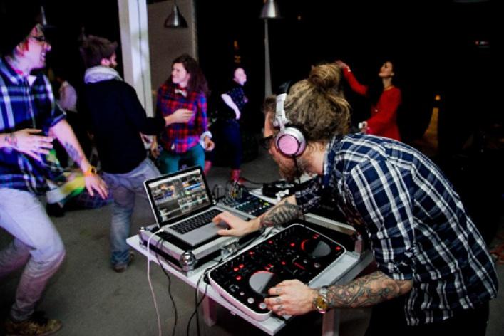 Уикенд с G20 DJs