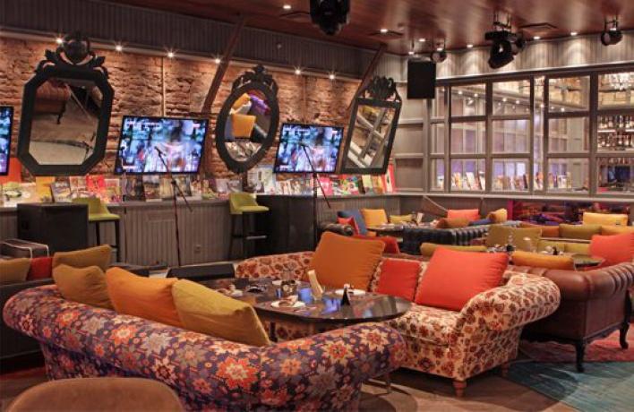 Гастрономический фестиваль вLoook cafe
