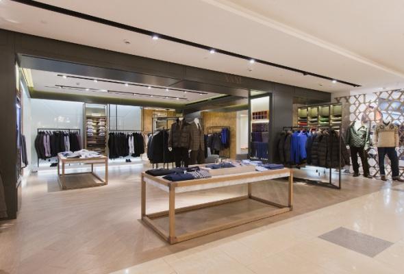ВЦУМе открылся отдел мужской одежды больших размеров - Фото №1
