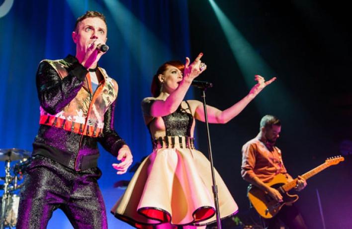 Scissor Sisters объявили обессрочном отпуске