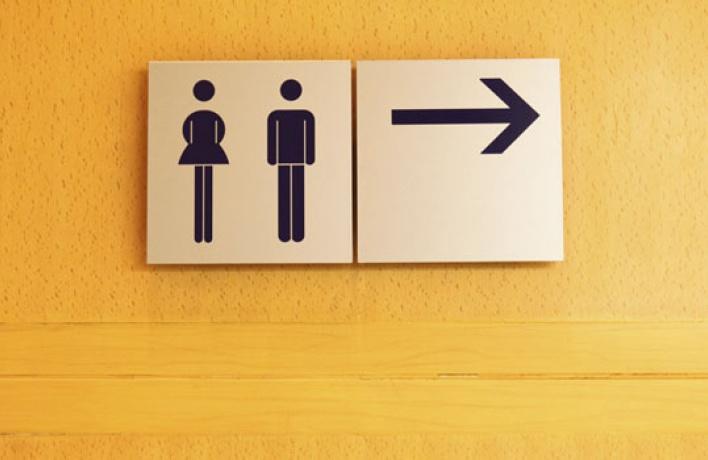 Вгороде появятся золотые туалеты