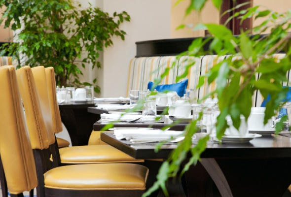 Бранчи вотельных ресторанах - Фото №5