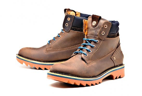 10пар мужских демисезонных ботинок - Фото №7