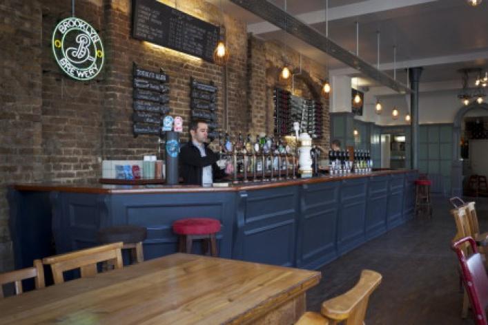 Mari Vanna: Лучший интерьер среди ресторанов Лондона