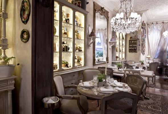 Mari Vanna: Лучший интерьер среди ресторанов Лондона - Фото №6