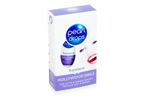 Новая отбеливающая зубная паста Pearl Drops Hollywood Smile