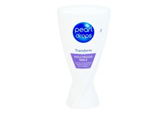 Новая отбеливающая зубная паста Pearl Drops Hollywood Smile - Фото №1