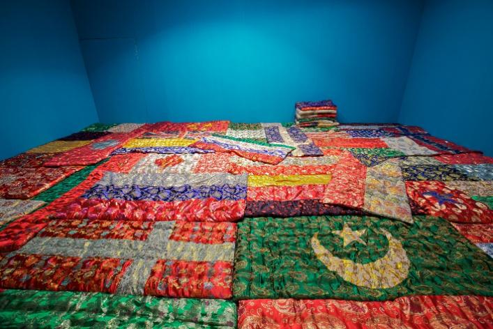 Современное искусство Казахстана