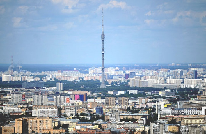 Останкинская телебашня открыла смотровую площадку