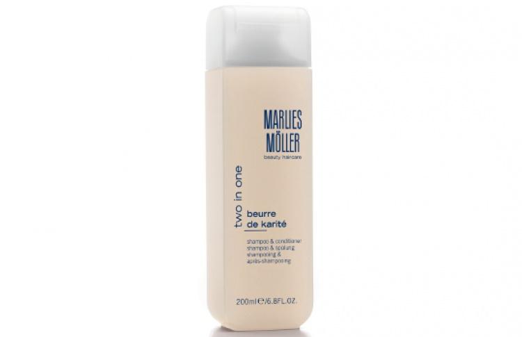 Marlies Moller выпустил шампунь-кондиционер для зимнего ухода