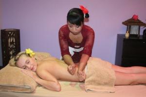 Новый массаж для похудения всалонах «7красок»