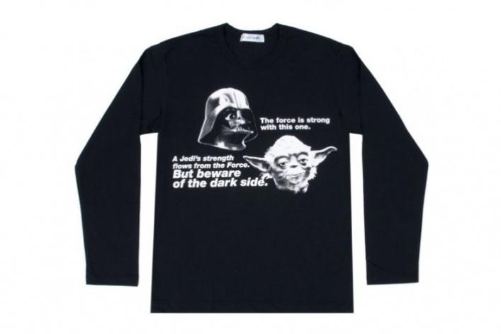 Comme des Garcons посвятили коллекцию «Звездным войнам»