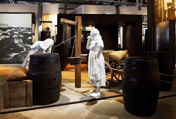 ВМоскве открылся Еврейский музей иЦентр толерантности - Фото №2