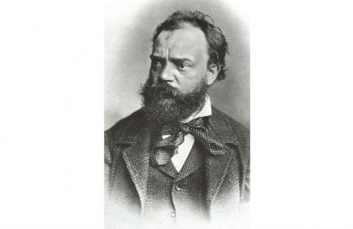Antonín Leopold Dvořák