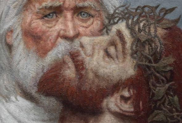«Гелий Коржев. Библия глазами соцреалиста» - Фото №1