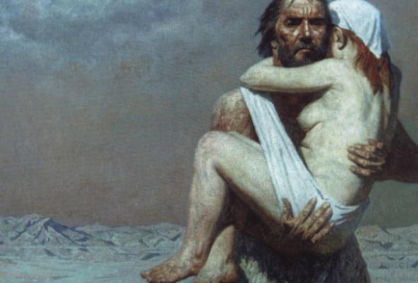 «Гелий Коржев. Библия глазами соцреалиста» - Фото №0