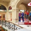 Огромный магазин Bosco Sport с коллекцией к Олимпиаде в Сочи
