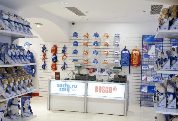 Олимпийскую коллекцию Bosco Sport привезли вГУМ - Фото №3