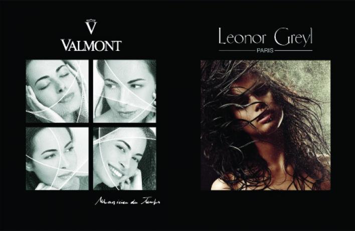 15ноября День Valmont иLeonor Greyl вмагазине ИЛЬ ДЕБОТЭ