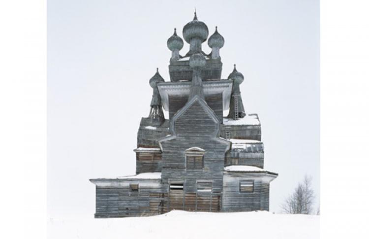 """Ричард Дейвис """"Деревянные церкви. Путешествие по Русскому Северу"""""""