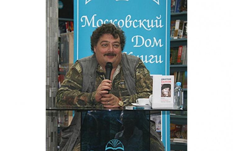 В гостях Дмитрий Быков