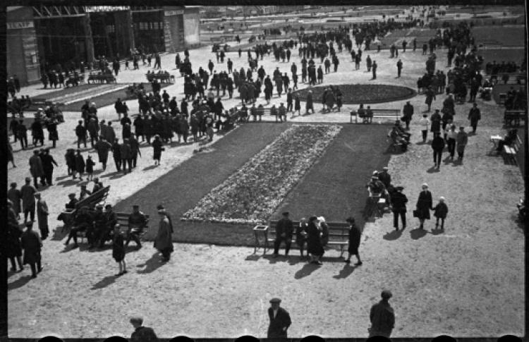 Первая выставка Страны Советов, или кто угостил Булгакова шашлыком